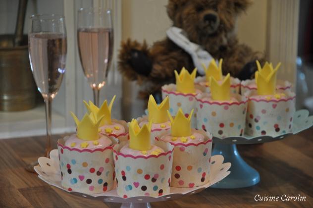 Prinzessinnencupcakes