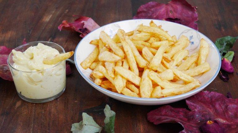 Comment faire des frites maison réussi
