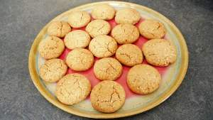 recette ghriba bahla marocaine