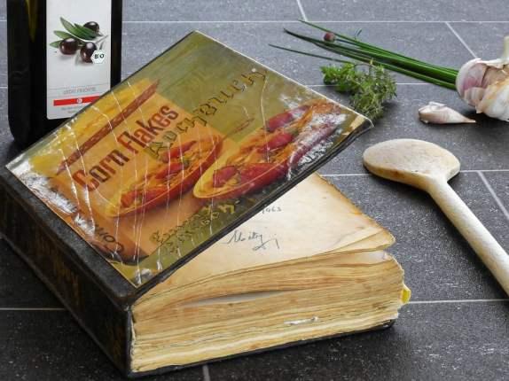 top des livres de recette