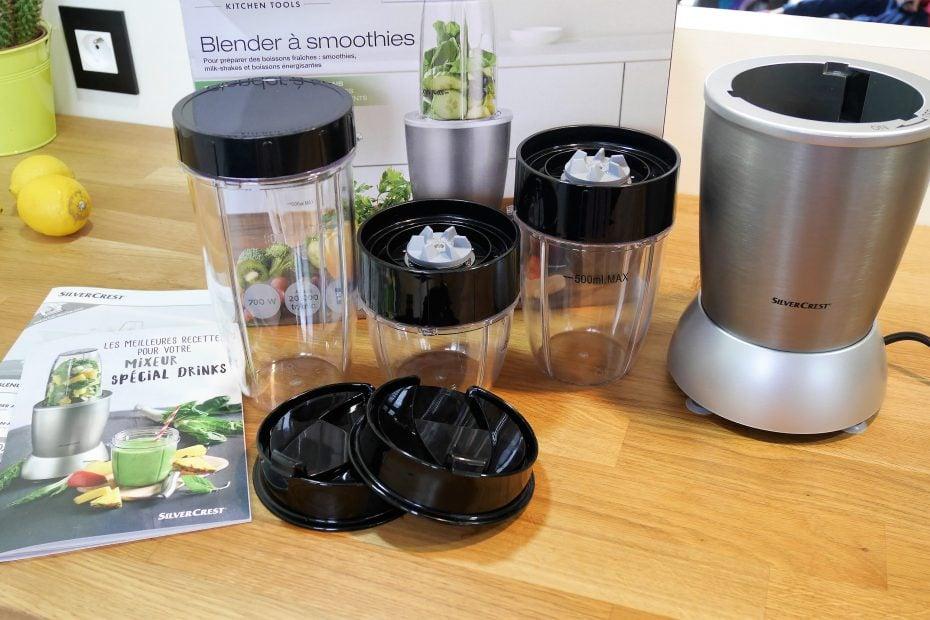 blender a smoothie silvercrest nutrition mixer lidl