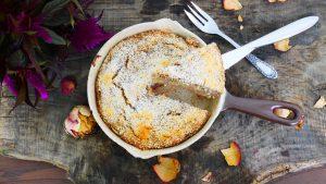 gâteau au yaourt banane coco