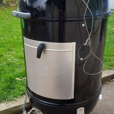 Fumoir Smokey Mountain Cooker 57cm barbecue weber