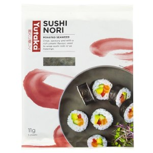 Nori seaweed for delicious home made Sushi and other delicious Japanese recipes