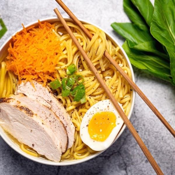 Ramen with Chicken Recipe