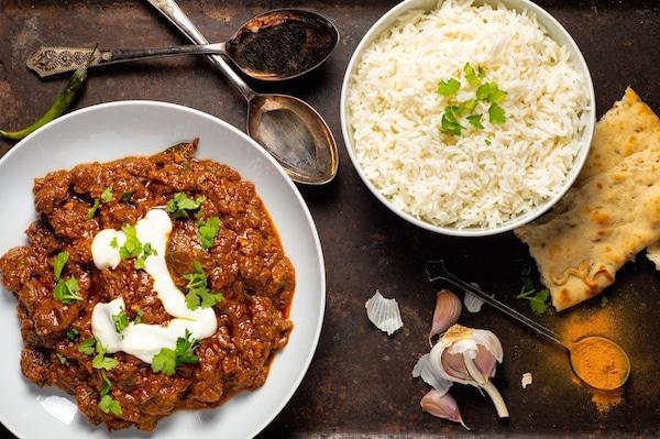 Indian Feast Box