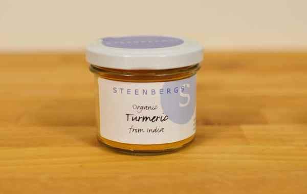 Organic Turmeric Powder.