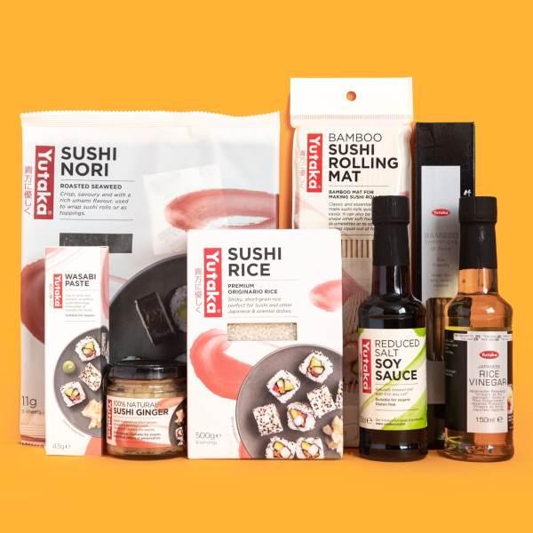 Sushi Kit Product Shot