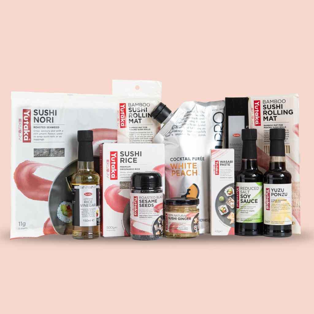 Bottomless Brunch Sushi Kit
