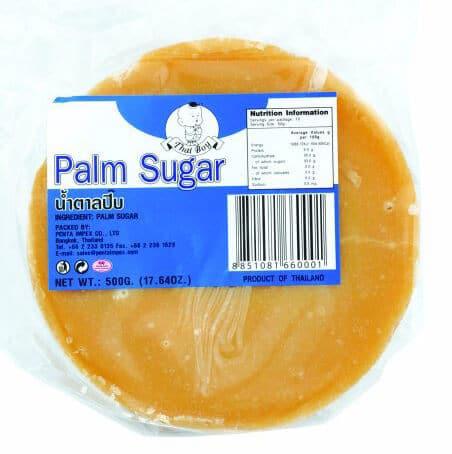 Thai Box Palm Sugar 500g