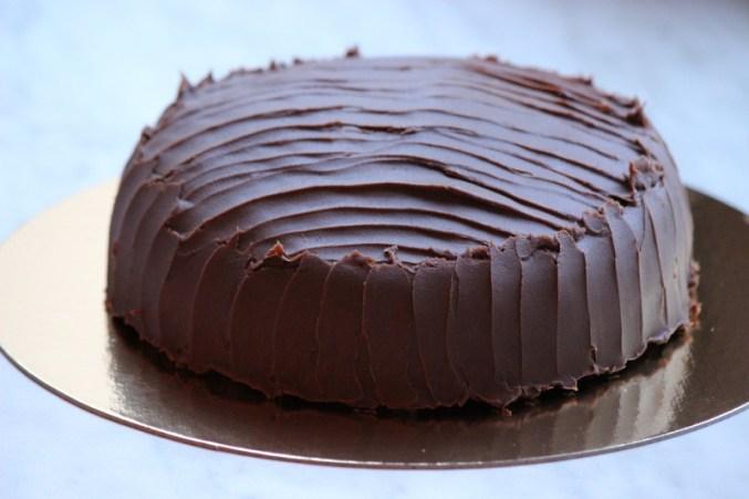 Gâteau noix de coco, citron vert et chocolat - Cuisine de Déborah