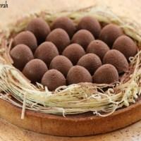 Tarte nid de Pâques