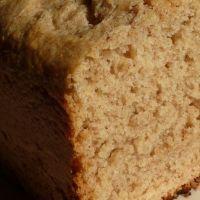 Gâteau à la compote de pomme et à la cannelle, sans oeufs