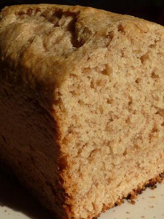 Gâteau à la compote de pomme et à la cannelle, sans oeufs   Cuisine de Deborah