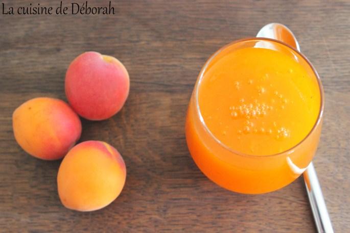 Confiture d'abricots à la vanille   Cuisine de Deborah