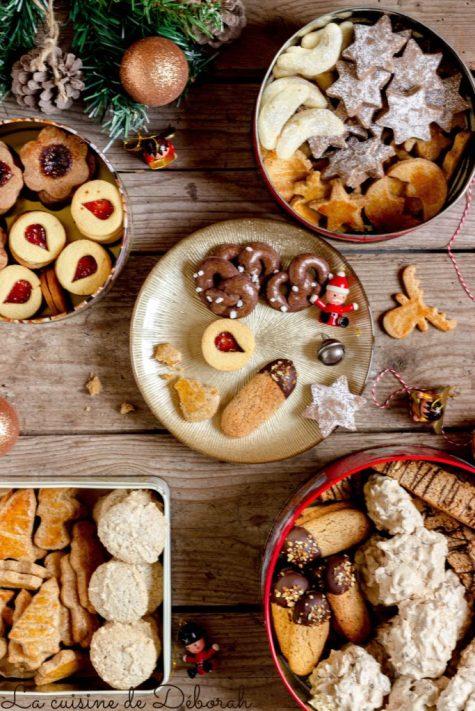 Cadeaux gourmands pour les fêtes     cuisine de deborah