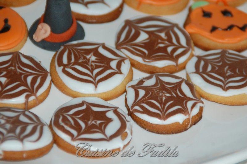 Biscuits D Halloween Sugar Cookies Cuisine De Fadila