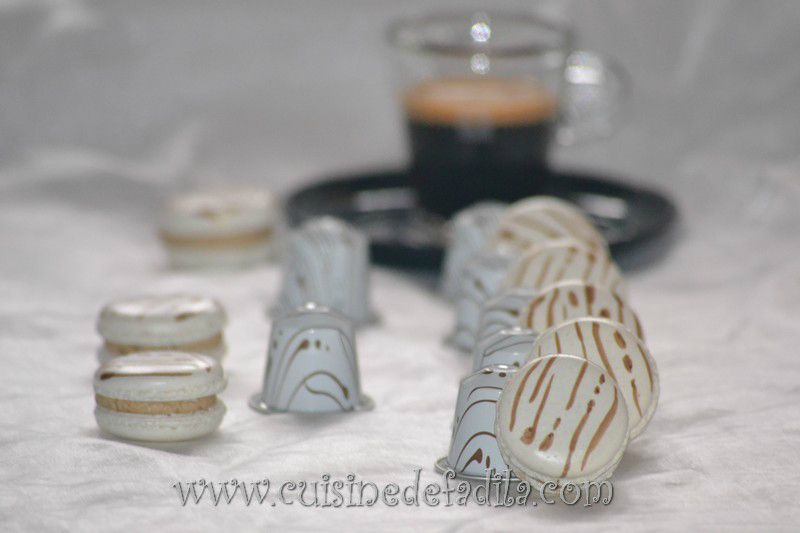 Macarons Crealto Nespresso : Nespresso Coffee Moments