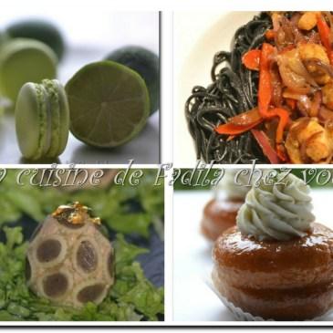 La cuisine de Fadila chez vous : concours pour les 4 ans de mon blog