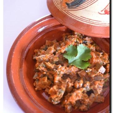 Foie d'agneau à la Marocaine : recette en vidéo