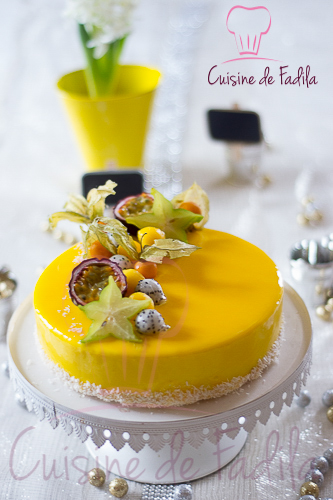 Layer Cake Deco Exotique