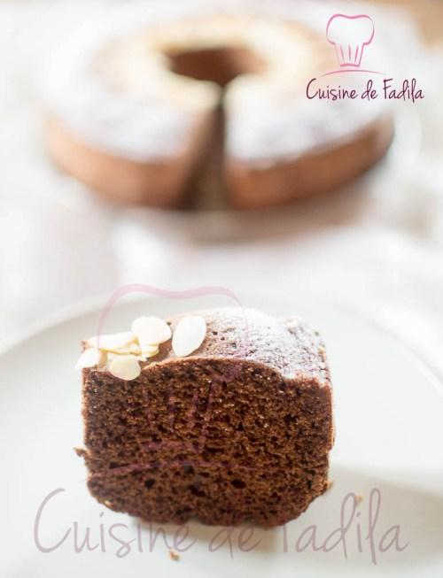 mouskoutchou au chocolat
