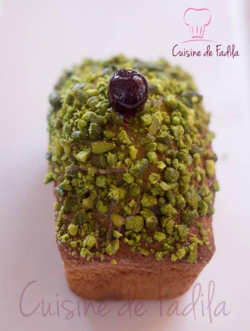 cake pistache cerise  (6 sur 12)