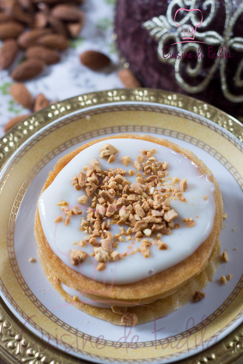 Ma Fleur D Oranger Cake Au Lait