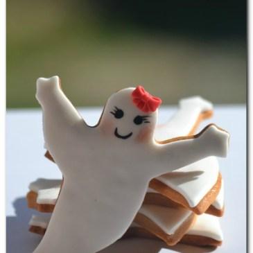 Quelques idées de biscuits pour Halloween