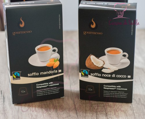 Sorbet café vanille