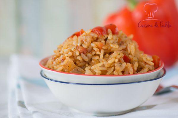 riz à la provençale