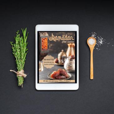 Ramadan côté cuisine : Ebook  gratuit