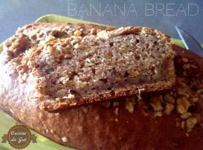 Tranche de Banana Bread