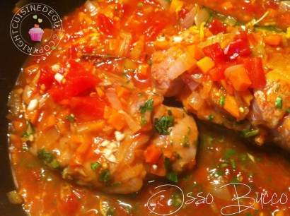 Cuisson Osso bucco