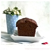 Cake au chocolat, recette Weight Watchers