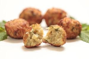 Codfish balls