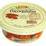 Bonbons ronds d\'arachide «Paçoquinha»