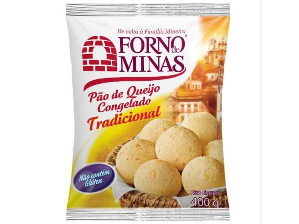 Pão de Queijo Forno de Minas