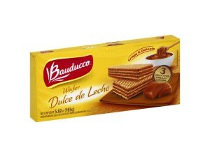 Wafer Dulce de Leche