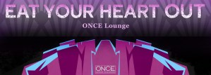 Eat Your Heart Out @ ONCE Lounge | Somerville | Massachusetts | United States
