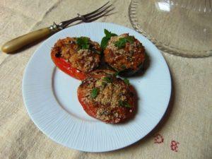 tomate farcie poivron farci aubergine farcie_15
