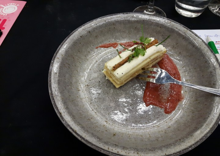 lausanne a table mille feuille