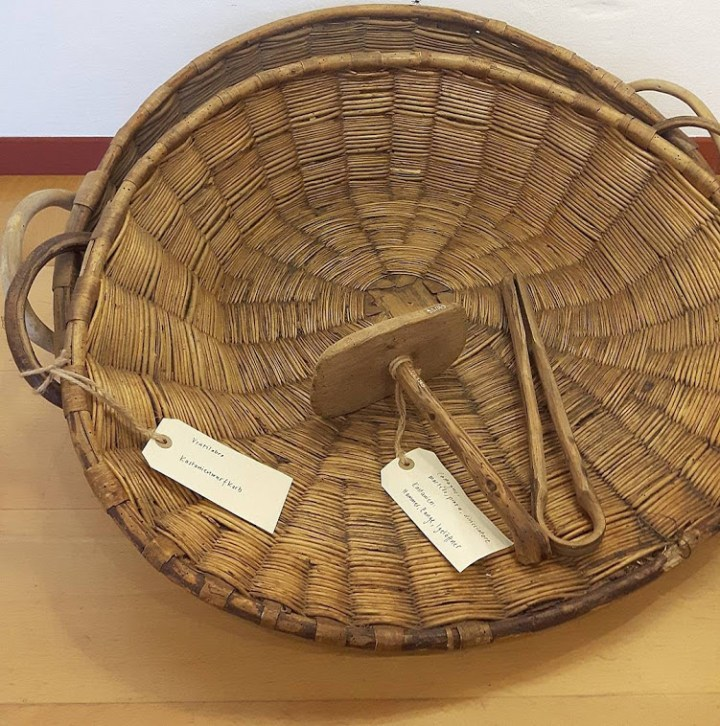 chestnut baskets