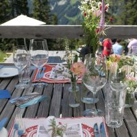 Saveurs Gstaad Hosts the Bürgenstock Resort on Wasserngrat