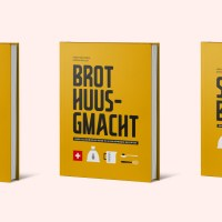 My New Swiss Bread Book: 42 Recipes, Stories & More