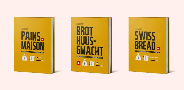 Swiss Bread book