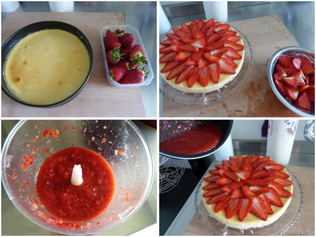 Déco fraises