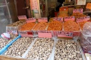 Marché à Chinatown