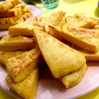 La Panisse - Recette Niçoise