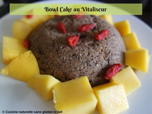 bowl cake